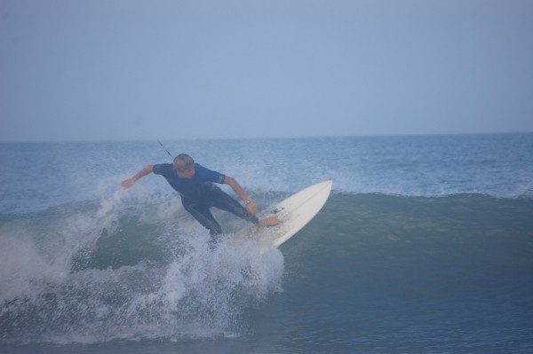 Delaware sequence #2. Delmarva, Surfing photo