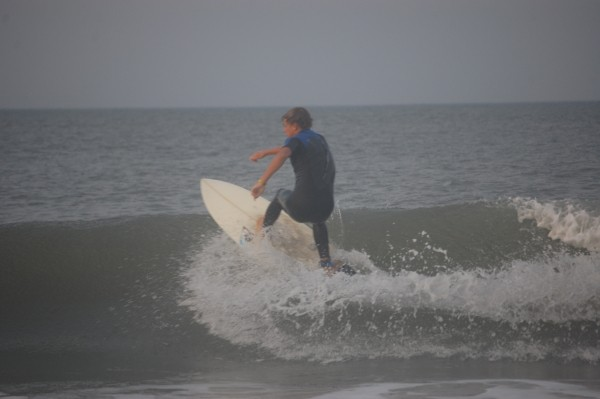 Delaware frontside 1 of 2. Delmarva, Surfing photo