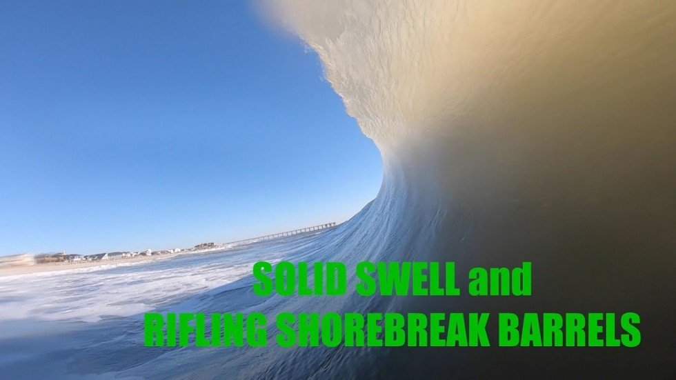SOLID SWELL and RIFLING SHOREBREAK BARRELS