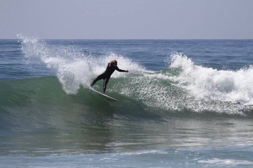 Phoenix County: Surfing Malibu after Woolsey fires