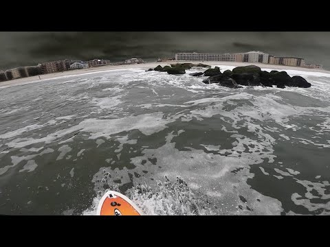 Early Morning New York Surf 2020