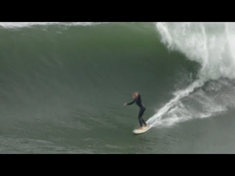 MASSIVE WAVES in NEW YORK -Hurricane Teddy-