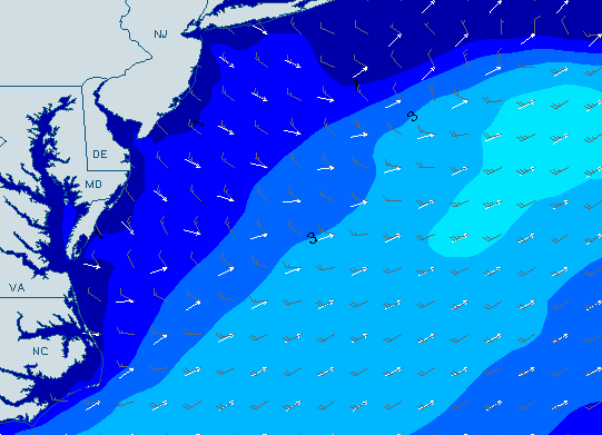 Long Beach Island, New Jersey Surf Forecast and Surf Report