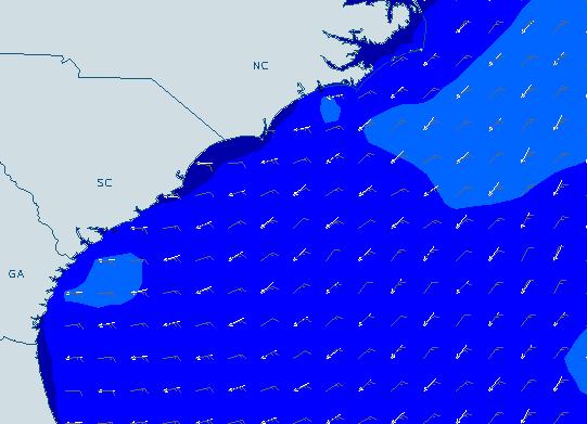 Carolina Beach North Carolina Surf Forecast And Surf Report Swellinfo