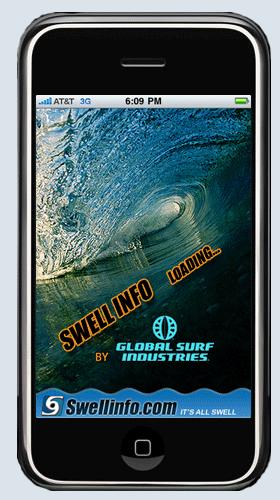 Swell Info Mobile App
